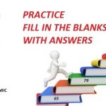 PTE Academic Reading Filling the Blanks Practice Sample