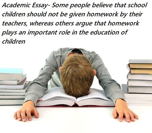 should children have homework